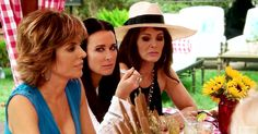 """'Real Housewives of Beverly Hills' 612 Hearing Problems & Doggy Talk - https://movietvtechgeeks.com/real-housewives-of-beverly-hills-612-hearing-problems-doggy-talk/-On this week's episode of Real Housewives of Beverly Hills """"Hearing Problems,"""" the ladies head over to newcomer Kathryn's San Diego home. In addition, Kyle gets some advice"""