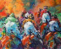 Susan Easton Burns - Intuitive Painting