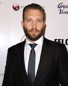 "Jai Courtney at the ""Felony"" Los Angeles Premiere. Grooming by Georgie Eisdell."