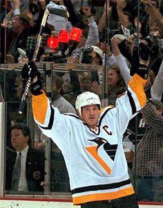 Mario Lemieux - Pittsburgh Penguins #66