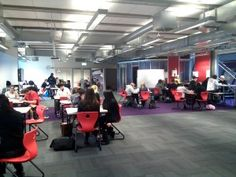 Let's have a look at how the research into flexible, open learning spaces translates into action. Below are three New Zealand schools that have been developed using the latest theories on mode… Learning Spaces, Learning Environments, Learning Centers, School Design, Case Study, Innovation, Classroom, Education, Modern