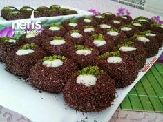 Çikolotalı İkramlık Bayram Lokumu (Favori Tarif)