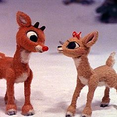 Rudolph...I remember waiting to see this every year!