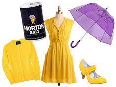 Morton Salt / 19 Brilliant Ways To Dress Like Food For Halloween (via BuzzFeed)