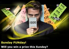 Sunday Raffle Deposit on a Sunday using the bonus code 'fun888' and you'll be entered into a draw with the following prizes on offer: 1st Place – $/£/€500 2nd to 10th Places – $/£/€50 11th to 100th Places – 50 spins in the Freaky Fruit slot You will find a number of other bonuses available at …