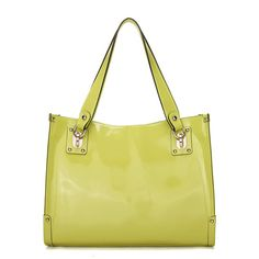 ital. Tasche Damentasche Handtasche Ledertasche Schultertasche Lack Leder