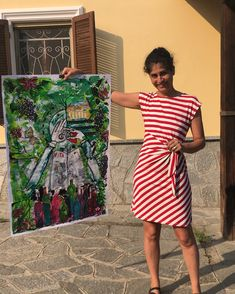 A story of 7 generations of wine making in Monferrato, Italy synthesized in a unique painting made with care, passion and curiosity. Unique Paintings, Wine Making, Curiosity, New Art, Paper Art, Passion, Italy, Shirt Dress, How To Make
