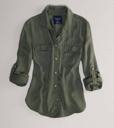 AE Girlfriend Shirt | American Eagle Outfitters