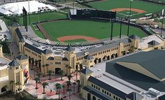 Disney's Wide World of Sports, Orlando, Florida. Spring training home of the Atlanta Braves
