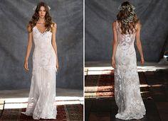 Claire Pettibone 2015 Romantique Collection - Gardenia wedding dress | www.onefabday.com