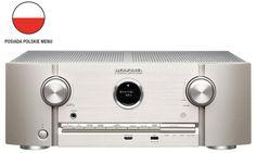 Marantz NR1504 SREBRNO-ZŁOTY  ULTRACIENKI AMPLITUNER A/V #marantz #nr1504 #amplituner #amplifier #wzmacniacz #stereo #kinodomowe #homecinema