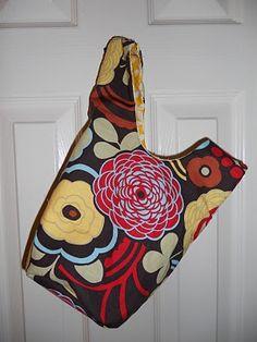 Japanese Knot Bag pattern