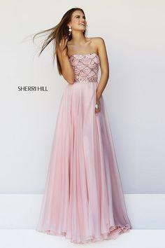 Pembe straplez abiye modelleri - en yeni elbise modelleri