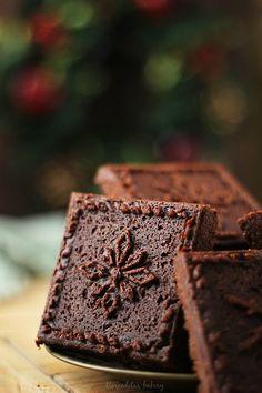 Merceditas Bakery: Shortbread. Galletas escocesas de chocolate