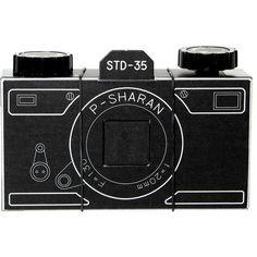 Lomography 35mm Sharan Pinhole Camera - 20mm Lens Equivalent