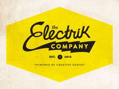 Electrik / chris gregory
