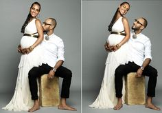 Alicia Keys and Swizz Beatz announce they're expecting