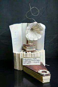 Booksculpture