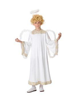 trajes de angeles de navidad para niños - Buscar con Google