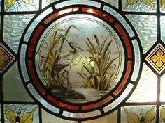 Antique Stained Glass Barrie Ontario image 1