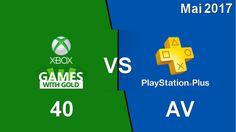Oyez #OlderPlayers, #Microsoft et #Sony ont publié la liste des jeux offerts respectivement via le #GamesWithGold et le #PlaystationPlus. Comme chaque mois donc, nous publions la liste des jeux proposés et un petit bilan du match de mai ... plutôt contrasté et frustrant : http://bit.ly/2podutR
