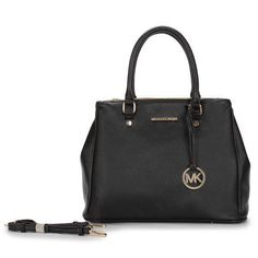 #FallingInLoveWith #NYFW  Never Doubt That The Famous Michael Kors Hamilton Medium Black Totes Could Bring People Happiness! | See more about michael kors hamilton, michael kors and totes.
