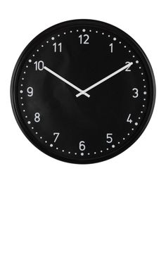 Great to use a few of these in a classroom set for several time zones.  The kids don't even realize how much they are learning!  BONDIS wall clock #IKEA #PinToWin
