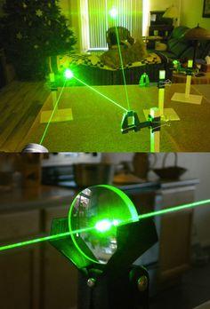 Pointeur Laser Astronomie Vert 200mW ,  http://www.laserpuissant.com/200mw-pointeur-laser-vert-puissant.html  ,  Prix : 49.97 €