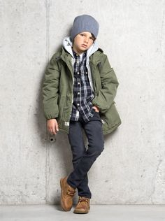 See The A/W14 Look Book For Boys At Elias & Grace STREET SAVVY