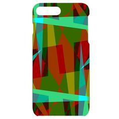 Rainbow colors palette mix, abstract triangles, asymmetric pattern iPhone 7/8 Plus Black UV Print Case #phone #cases #iphone #apple #mobile Iphone 7, Iphone Cases, Triangles, Palette, New Phones, Rainbow Colors, Creative Design, Mobile Cases, Tech Gadgets