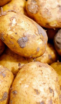 Free food stock photos and images - potatoes vegetables food carbohydrates food Royalty free Images.