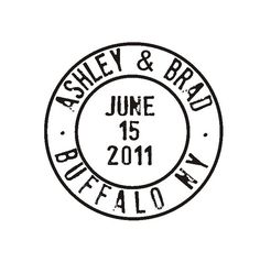 cancelled postage rubber stamps custom rubber stamp 2x2 --5482