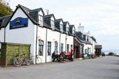 The Applecross Inn, Applecross Scotland