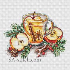 Яблочный_чай