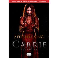 Livro - Carrie, a Estranha de Stephen King