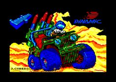 Army Moves (Amstrad, 1986)
