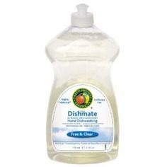 Dishmate, Liquid Dishwashing Cleaner, 25 oz