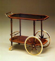 teewagen tea trolley servierwagen