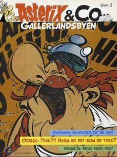 Detaljer for Asterix & Co 2002 (Gallerlandsbyen) Comic Books, Comics, Cover, Cartoons, Cartoons, Comic, Comic Book, Comics And Cartoons, Graphic Novels