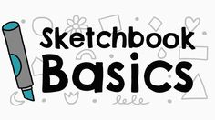 Sketchbook Basics via Doodle Institute