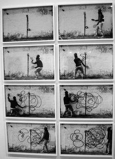 Creative Street Art by Robin Rhode   Hunie