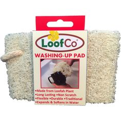 Throughout the globe, luffas have been used as washing-up scourers for generations. Continuing this tradition, LoofCo loofahs are grown to organic principles;