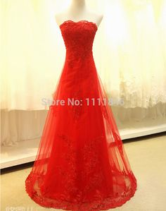 Find More Evening Dresses Information about 2015 Latest Actual Picture A line Red Formal Evening Dress Gown Bandage Beads Lace Strapless Sexy Evening Dresses Custom Made,High Quality Evening Dresses from FullHouse0603 on Aliexpress.com