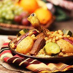 Recette Couscous Royal Algérien