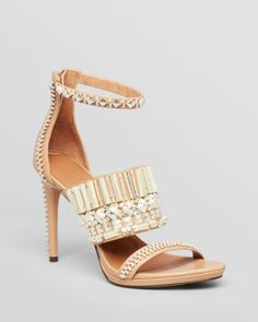 Rachel Roy Open Toe Platform Sandals - Padma High Heel  Bloomingdale's
