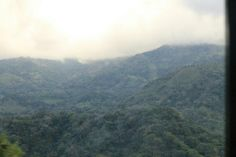 Mountains of Costa Rica