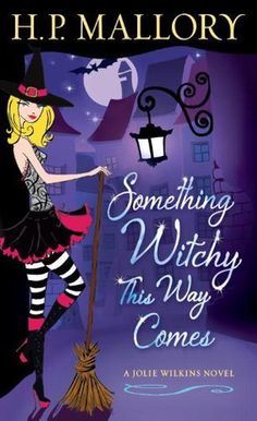 For smart and sexy witch Jolie Wilkins, being Queen of the Underworld is a royal pain. Back from a round of time travel, Jolie must now prot...