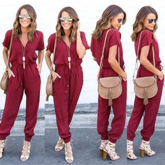 Jump into our Jumpsuits, Rompers & more at 9thwaveapparel. Make fashion statements and receive great deals on Jumpsuits. Can you handle the wave? - 14 Day Hassle free return policy. - Allow 3 to 6 wee
