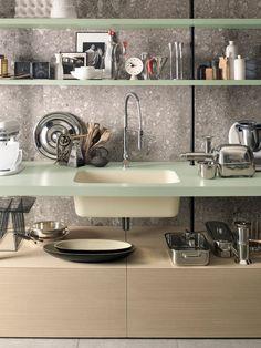 Mini cucina economica Sunnersta Ikea Monolocale | Idee per la cucina ...