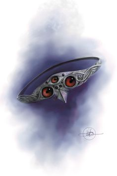 """Diadem of Spider senses"" Have them tingling... ;)"